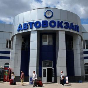 Автовокзалы Соликамска