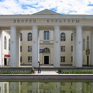 Дворцы и дома культуры Соликамска