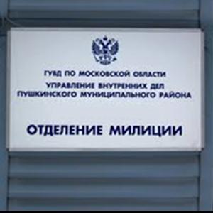 Отделения полиции Соликамска