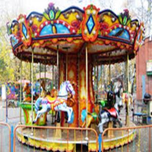 Парки культуры и отдыха Соликамска