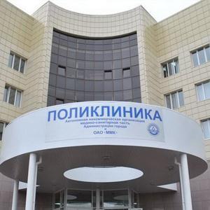 Поликлиники Соликамска