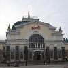Железнодорожные вокзалы в Соликамске
