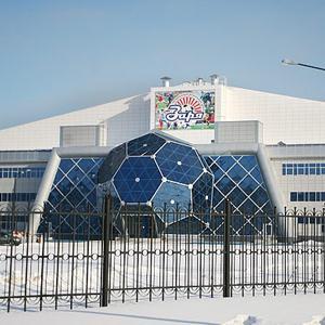 Спортивные комплексы Соликамска